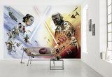 Star Wars Movie Poster Wide 8-4114_