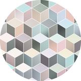 Komar Dots Pastel Deluxe D1-012_