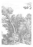 KEK Amsterdam Engraved Landscape V WP.316 (Met Gratis Lijm)_