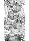 KEK Monstera black & white 2d WP-583 (Met Gratis Lijm)_