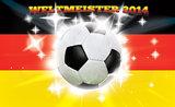 Voetbal Fotobehang 1454P8_