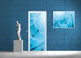 Abstract Art Deurposter Fotobehang 586VET_