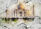 Taj Mahal Fotobehang 12614P8_