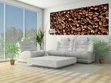 Coffee Beans Panorama Fotobehang 182VEP_
