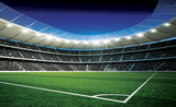 Voetbal Fotobehang 324P8_