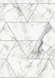 KEK Marble white 2d WP-578 (Met Gratis Lijm)_