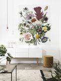 KEK Panel Wild Flowers PA-016 (Met Gratis Lijm)_