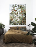 KEK Panel Exotic Birds PA-023 (Met Gratis Lijm)_