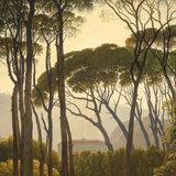 KEK Circle Golden Age Landscape CK-011 (Met Gratis Lijm)_
