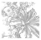 KEK Amsterdam Engraved Flowers II WP.332 (Met Gratis Lijm)_