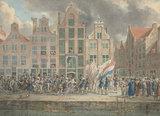 Rijksmuseum Anti-Engelse Demonstratie Rotterdam RM61 (Met Gratis Lijm)_