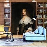 Rijksmuseum Portret van Maria Trip RM55 (Met Gratis Lijm)_