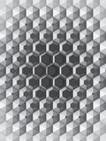 3D Hexagons Fotobehang 10760VEA_