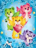 Bear Fotobehang 10156VEA_