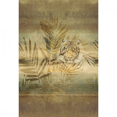 HookedOnWalls JUNGLE CHIC BEHANG 20790 (Met Gratis Lijm)