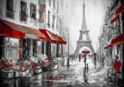 Parijs Fotobehang 13357P8