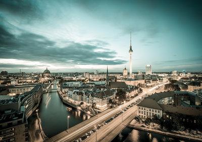 Berlijn Fotobehang 13358P8