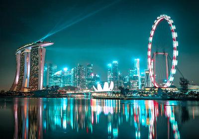 Singapore Fotobehang 13361P8