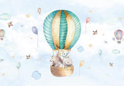 Luchtballon Fotobehang 13510P8