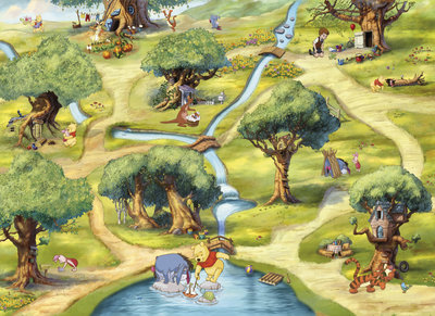 Winnie The Pooh 4-453