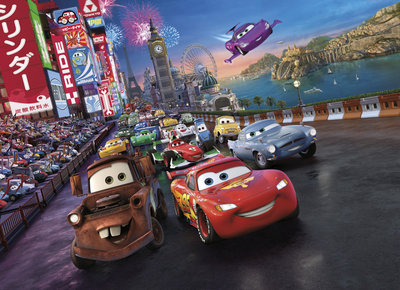 Cars Race 4-401