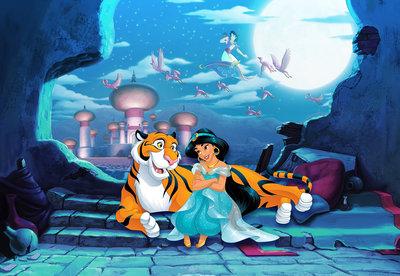 Waiting for Aladdin 8-4115
