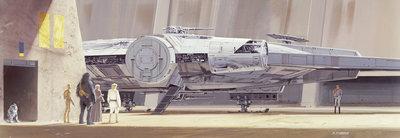 Star Wars Classic RMQ Millenium Falcon 4-4112