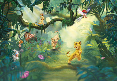 Lion King Jungle 8-475