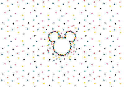 Mickey Heads-Up DX8-024