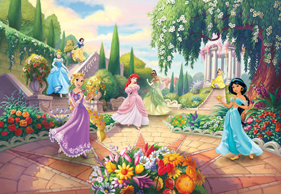 Disney Princess Park 8-4109
