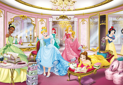 Disney Princess Mirror 8-4108