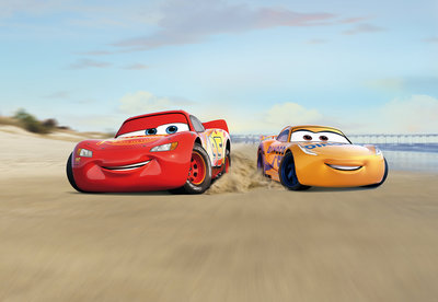 Cars Beach Race 8-4100