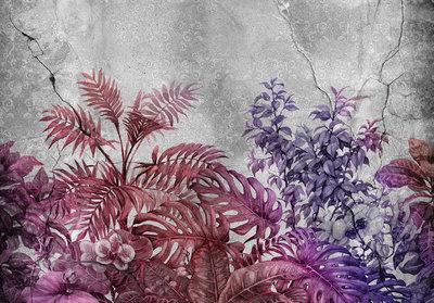 Botanisch Bloemen Fotobehang 13577P8