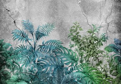 Botanisch Bloemen Fotobehang 13576P8