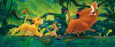 Lion King Fotobehang 3204VEP