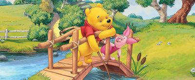 Winnie The Pooh Fotobehang 3157VEP