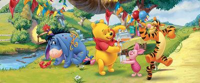 Winnie The Pooh Fotobehang 3173VEP