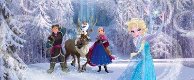 Frozen Fotobehang 827VEP