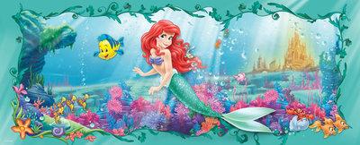 De Kleine Zeemeermin Ariel Fotobehang 280VEP