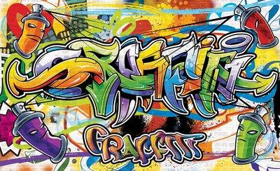 Graffiti Fotobehang 1400P8