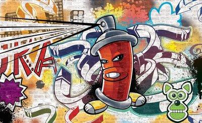 Graffiti Fotobehang 1395P8