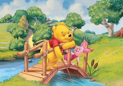 Winnie The Pooh Fotobehang 3157P8
