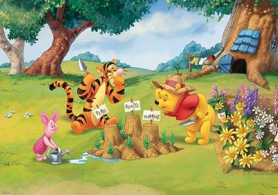Winnie The Pooh Fotobehang 3174P8