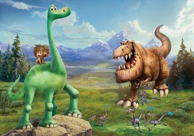 The Good Dinosaur Fotobehang 3171P8