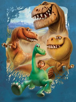 The Good Dinosaur Fotobehang 3154P4A