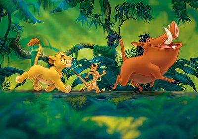 Lion King Fotobehang 3204P8