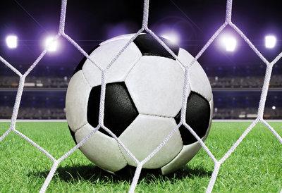 Voetbal Fotobehang 155P8