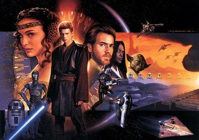 Star Wars Fotobehang 1585P8