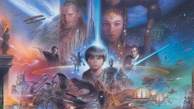 Star Wars Fotobehang 1588P8