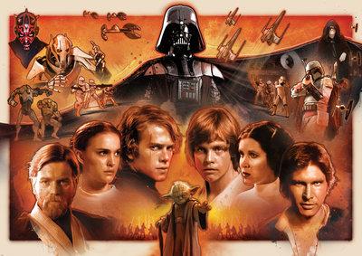 Star Wars Fotobehang 1591P8